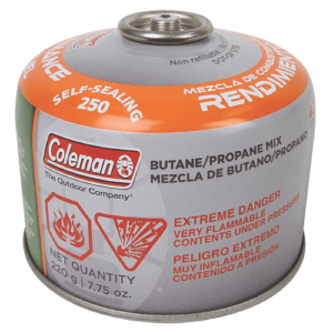 Coleman Butane Propane Mix Fuel Canister