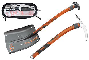 Ice Axe Snow Shovel