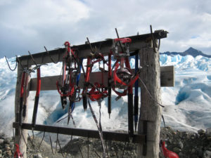 Campons For Winter Climbing