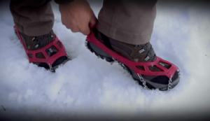 Microspikes In Snow