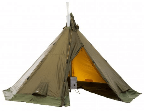 Helsport Varanger 8-10 winter tent with stove