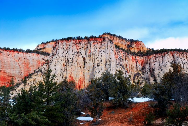 National Parks Open in Winter