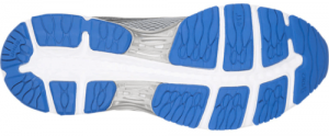 GEL-Cumulus running shoe tread