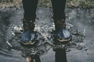 Are winter boots waterproof?