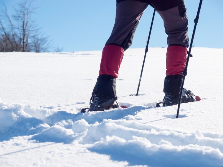 Can You Hike In Snow Boots