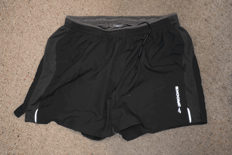 hiking shorts without underwear