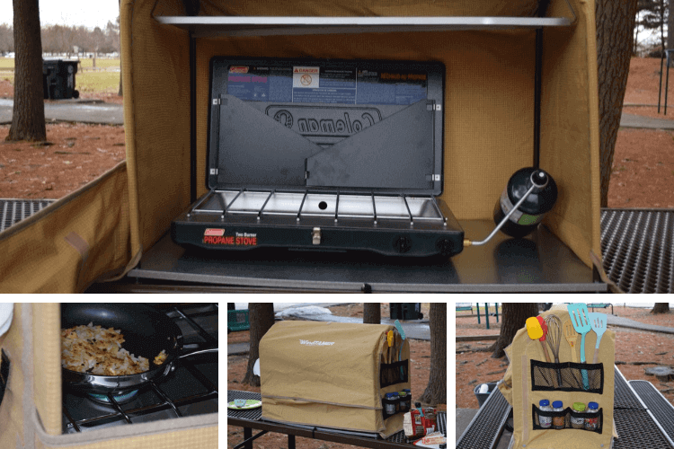 WindTamer Camp Stove Companion Review