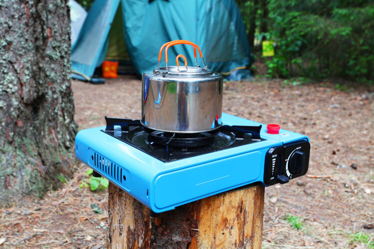 most efficient camp stoves