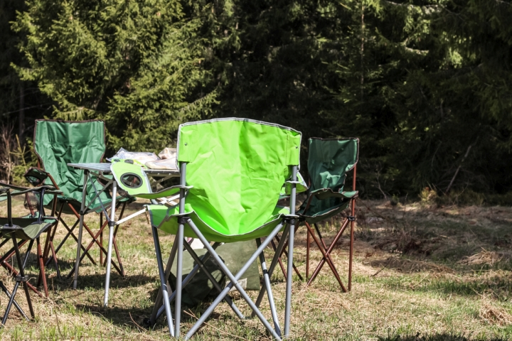 Best Reclining Camp Chair With Footrest In 2021